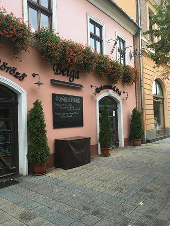 Belgian Restaurant