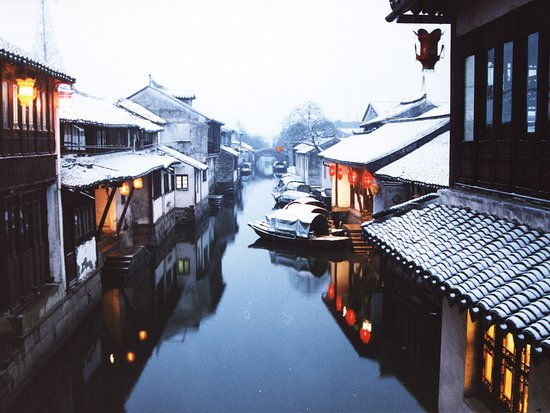 Jiangsu, China: ZhouZhuang