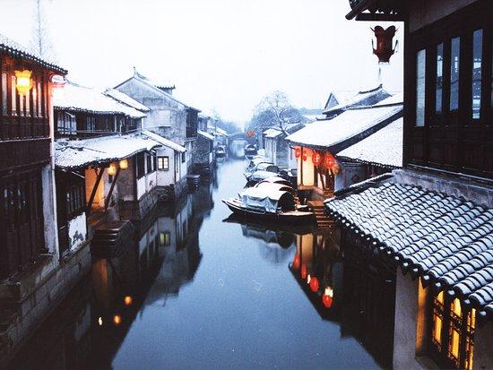 Τζιανγκσού, Κίνα: ZhouZhuang