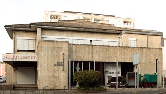 Stadtmuseum Duren: Ansicht des Stadtmuseums