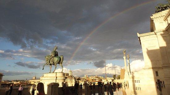 Roma Desde La Terrazza Delle Quadrighe Foto Di Roma Dal Cielo