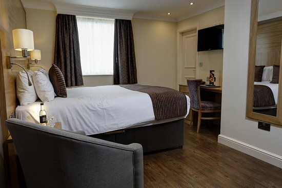 Kegworth, UK: Bedroom