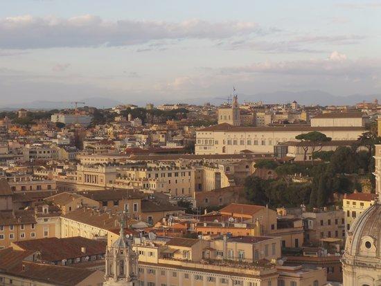 Roma desde la Terrazza delle Quadrighe 2 - Foto di Roma dal Cielo ...