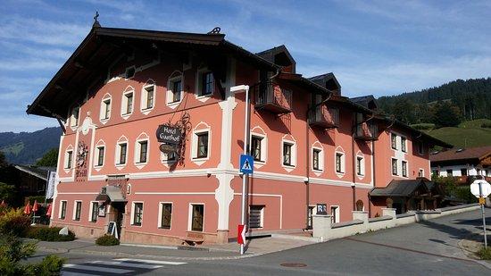 Brixen im Thale, Austria: Hotel Ost- und Südseite