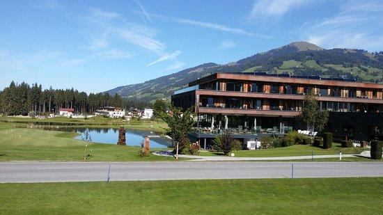 Brixen im Thale, Austria: Golfplatz Westendorf