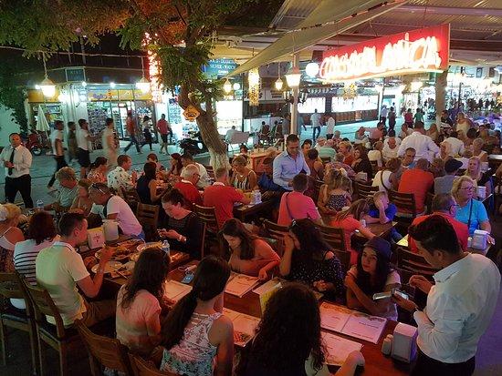 casablanca restaurant kusadasa turkey