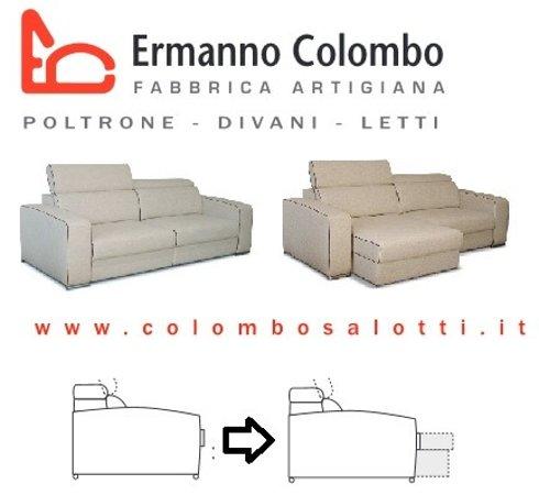 Fabbrica divani a Lissone - Ermanno Colombo - Foto di Colombo ...