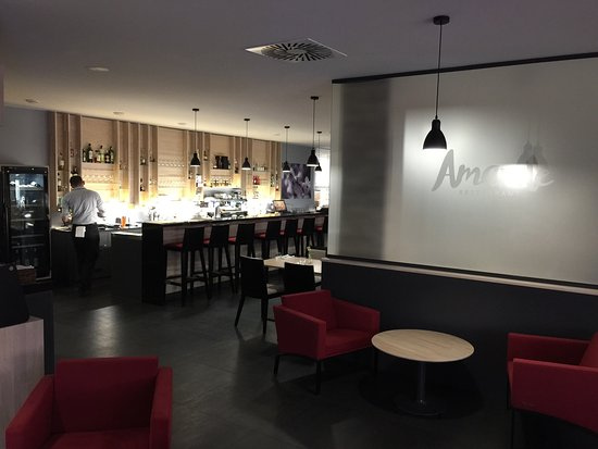 Hustopece, Tjekkiet: Amande Restaurant