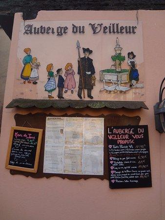 Turckheim Enseigne restaurant