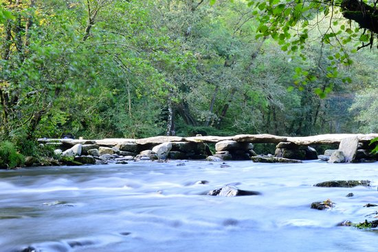 Exmoor National Park, UK: Tarr Steps