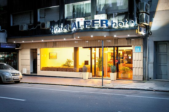 Hotel Balfer: Fachada