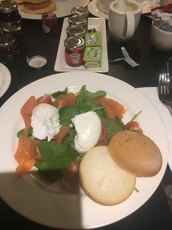 Apex City of Edinburgh Hotel: Awesome detox breakfast......