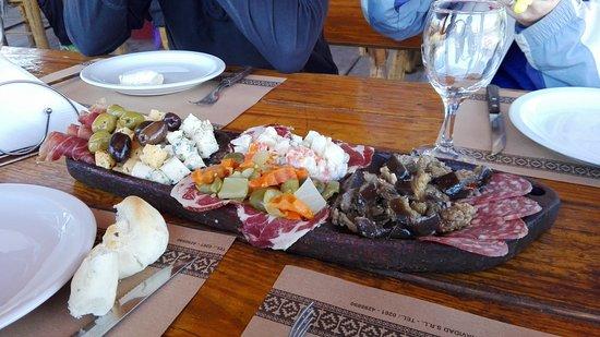 La escondida restaurant potrerillos coment rios de for 416 americana cuisine