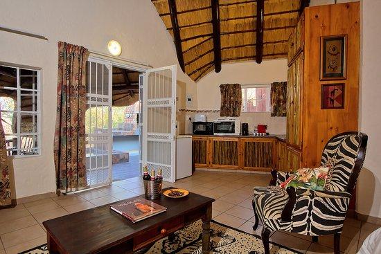 Marloth Park, África do Sul: African Chalet