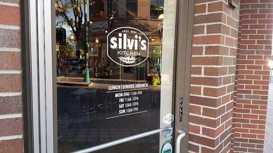 Arvada, CO: Silvi's inside and out