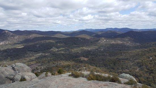 Ballandean, Australia: What a view...