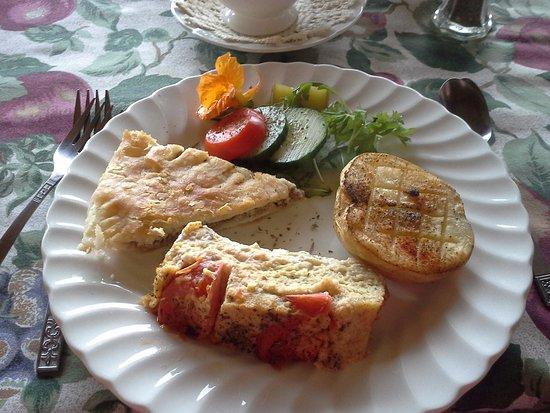 L'Islet, Канада: Breakfast!