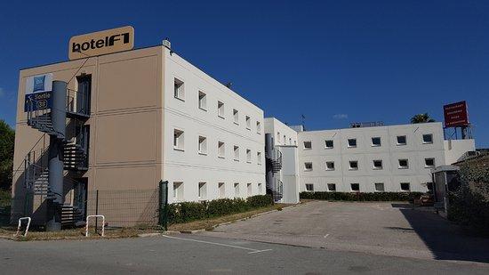 Hotel F1 Frejus Roquebrune sur Argens