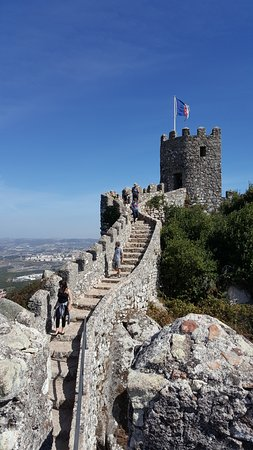 Castle Battlements