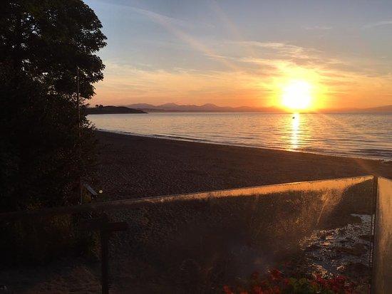 Llanbedrog, UK: Beautiful Sunrise!