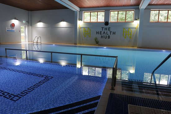 Health hub swimming pool picture of all saints hotel - Suffolk hotels with swimming pool ...