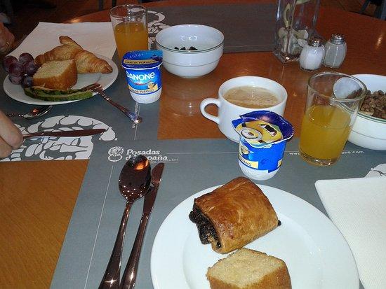 Campanillas, España: Buona la colazione!