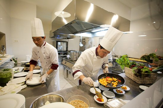 the food factory restaurant chef