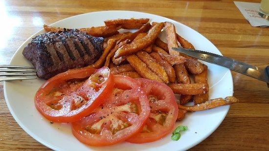 Lake City, FL: my meal