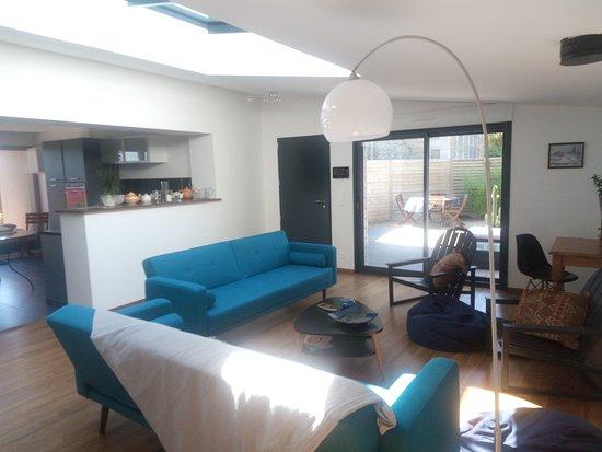 Paimpol, Франция: Salon détente