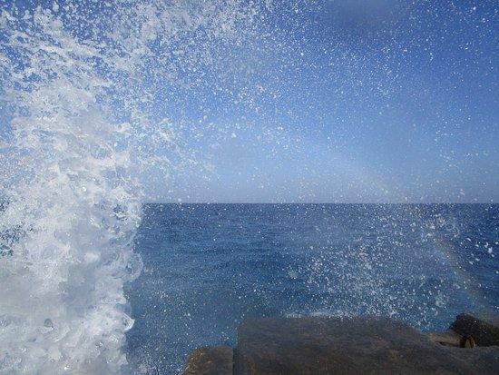 إفريكا هوتل: Эгейское море.
