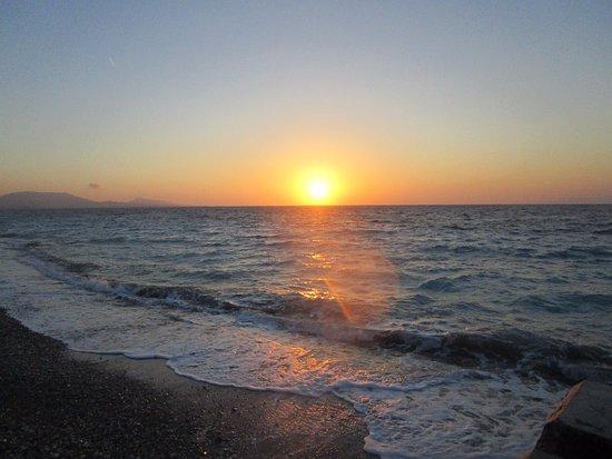 إفريكا هوتل: Эгейское море. Закат