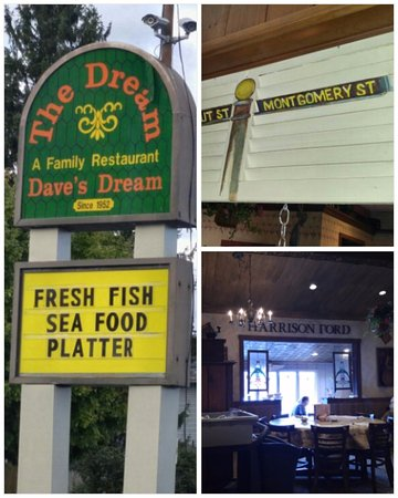 Hollidaysburg, PA: Just a small slice of Heaven at Dave's Dream