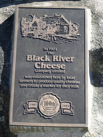 Black River Cheese Company: 115 years and still going strong!!!