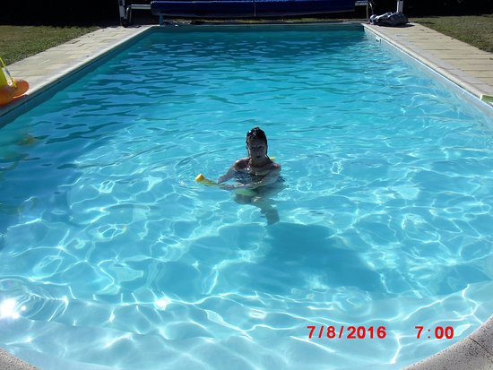 Romorantin, France: pool