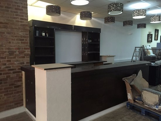 The Bar (Work in Progress) - Picture of Nepal Dine, Kettering ...