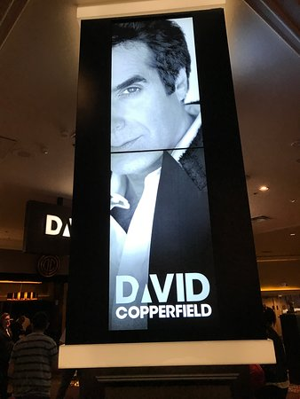 19 Awesome David Copperfield Las Vegas Seating Chart Mgm