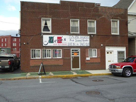 Johnstown, Пенсильвания: Meco's