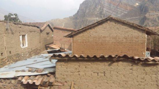 Hostal Chayana Wasi: Vista do 2º andar