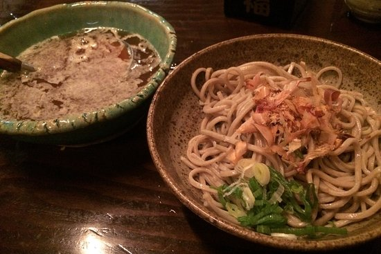 Awara, Japan: おろしそば