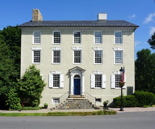 Stroudsburg, PA: The historic 1795 Stroud Mansion