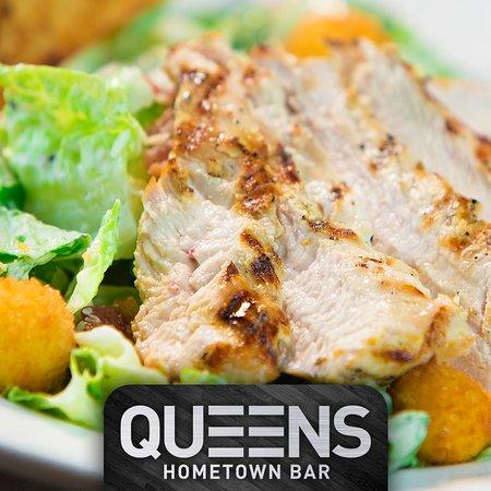 Barrie, Canada: Herbed Chicken Caesar