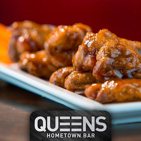 Μπάριε, Καναδάς: Chicken Wings