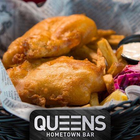 Μπάριε, Καναδάς: Fish N' Chips