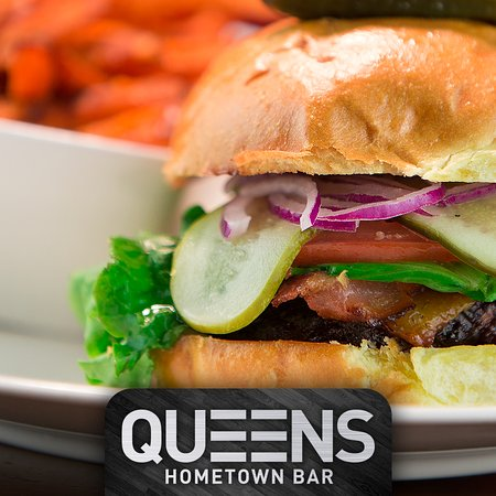 Barrie, Canada: Queen's Burger