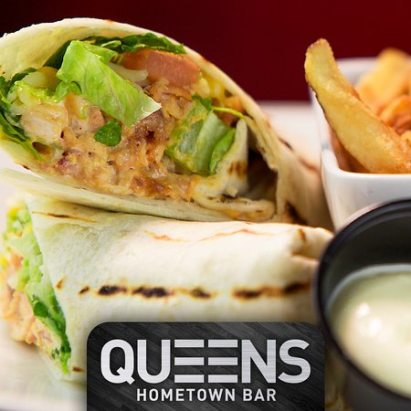 Barrie, Canada: Chicken Chipotle Wrap