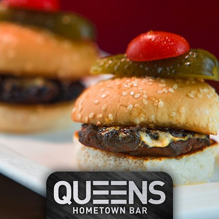 Barrie, Canadá: Beef Sliders