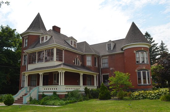 Cambria County Historical Society - A.W. Buck House located in Ebensburg, PA