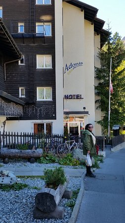 Hotel Adonis Picture