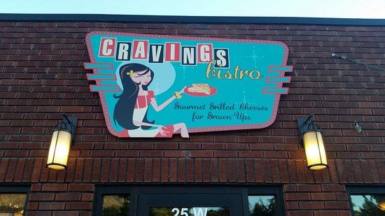 Pleasant Grove, ยูทาห์: Cravings Bistro