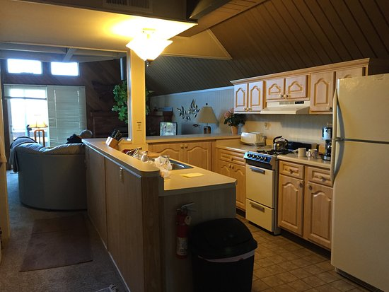 Kings Beach, Californie : Kitchen